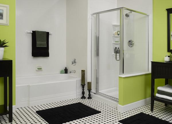 Что лучше: душ или ванна?