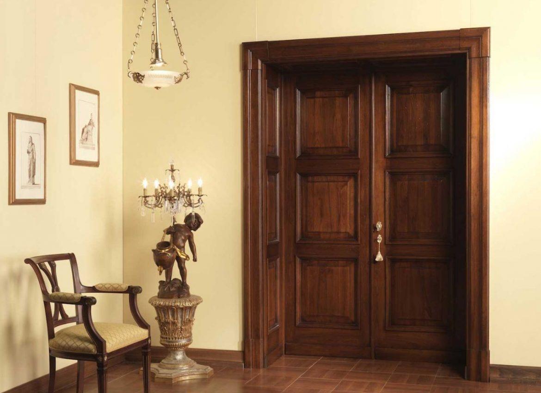 Характеристики и преимущества дверей из массива дуба