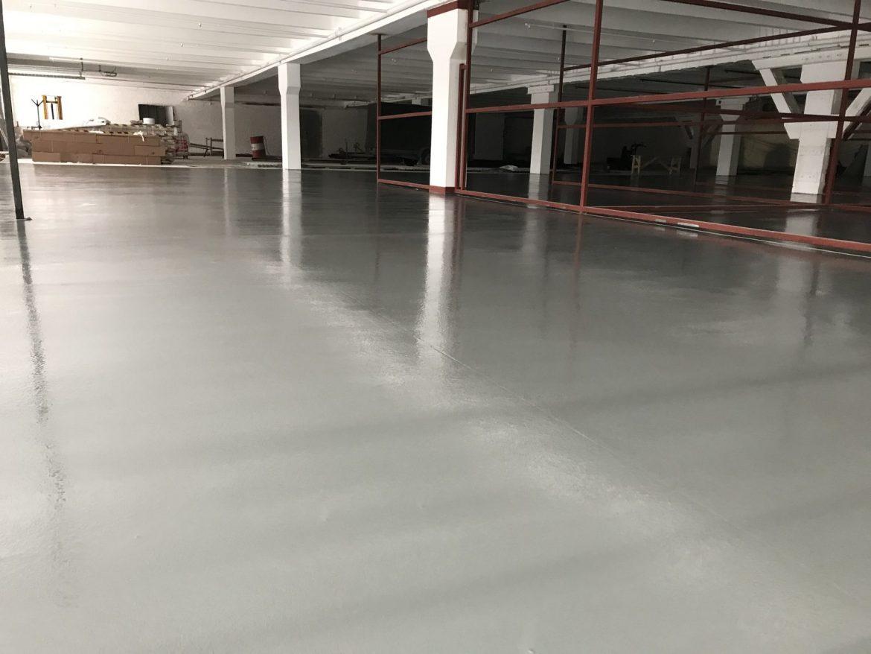 Преимущества коммерческих бетонных полов
